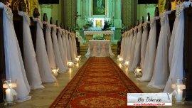 Brzyska dekoracja kościoła