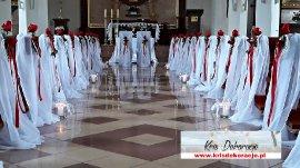 Dekoracja Jabłonica kościół