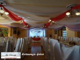 dekoracja restauracji Golesz