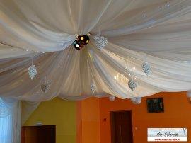 dekoracja sali Zwiernik